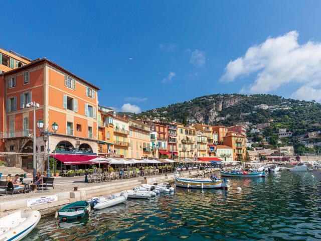 Villefranche-sur-Mer Côte d'Azur