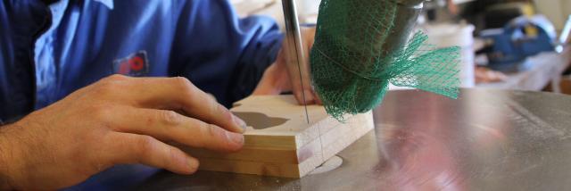 Atelier Jouet Bois Queyras